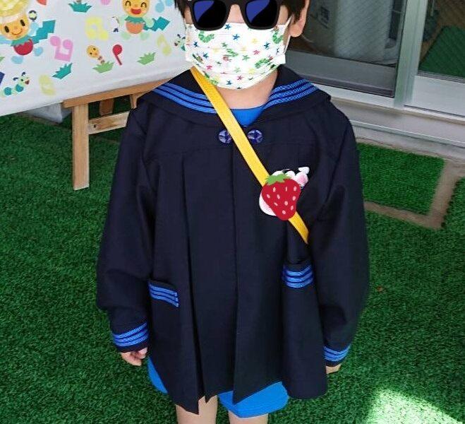幼稚園入園おめでとう!